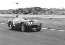 HWM 1 Goodwood 25.9.54 Abecassis